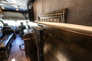 van conversion trailer living quarters 003