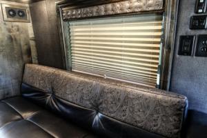 van conversion trailer living quarters 007