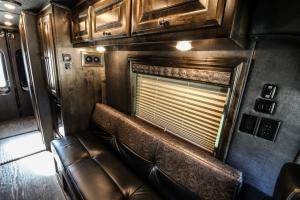 van conversion trailer living quarters 010